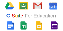 G Suite For Education web